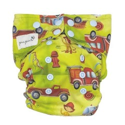 Pocket in cotone - Pupus