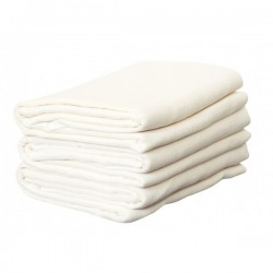 Muslin in cotone biologico 10pz - Disana