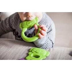 eKummi Massaggiagengive anello, bioplastica100% Biodegradabile - eKoala