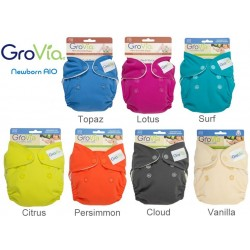 AIO newborn in cotone biologico - Grovia