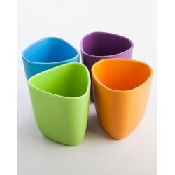 eKuà bicchieri 2 pz in mater-bi - eKoala
