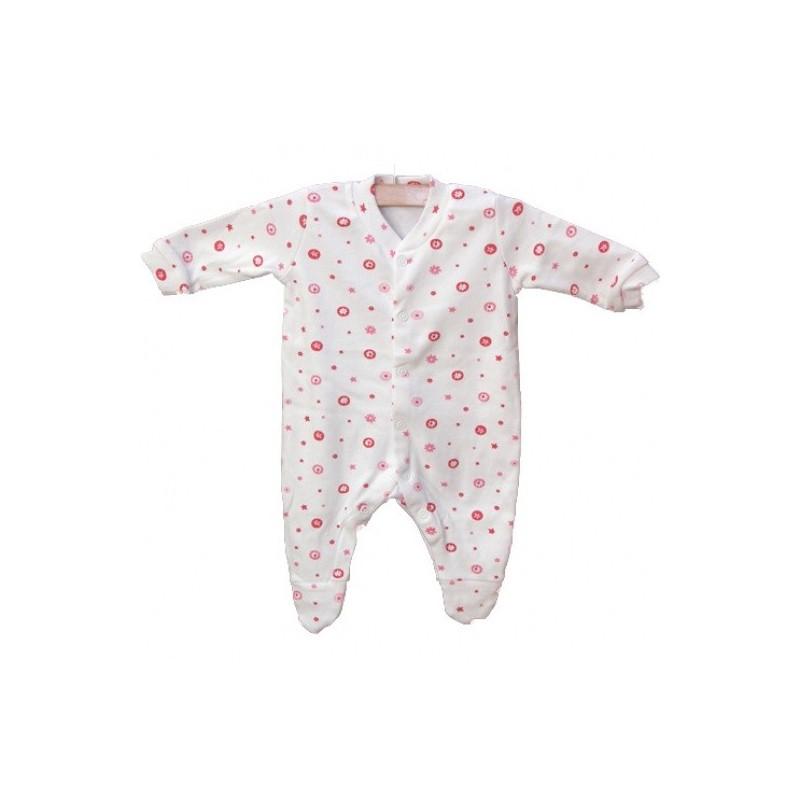 Tutina in cotone neonato