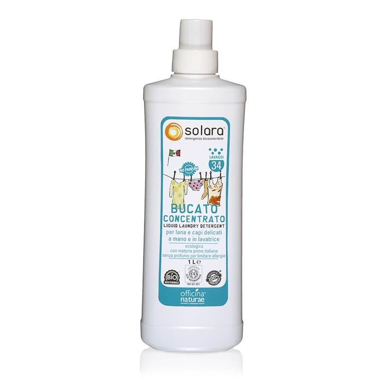 Bucato liquido concentrato Solara  - Officina Naturae