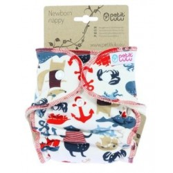 Fitted Newborn Petit Lulu (2-6Kg)