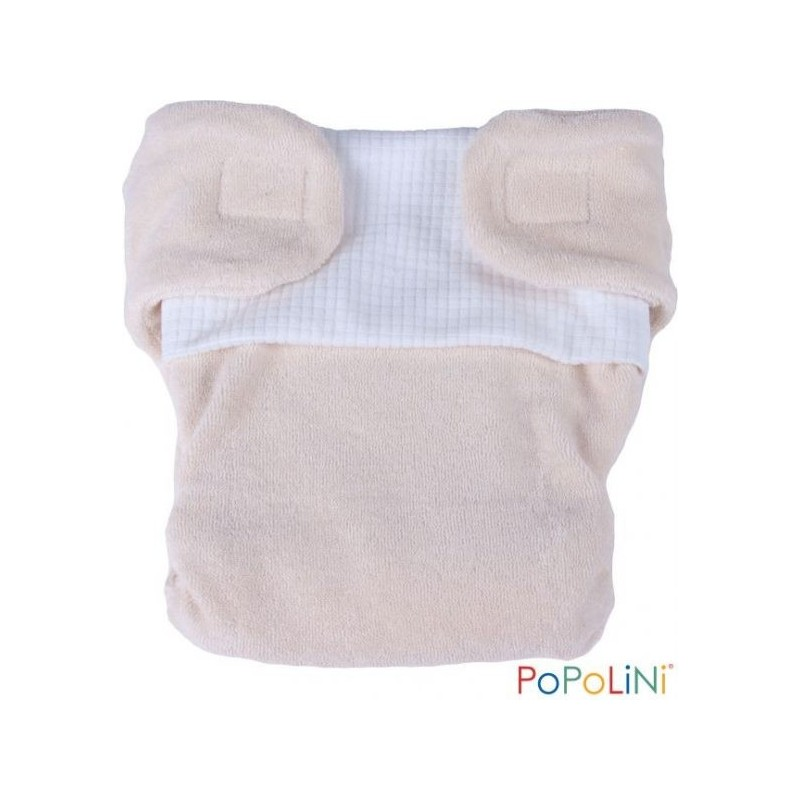 Fitted in cotone bio Panda Soft - Popolini