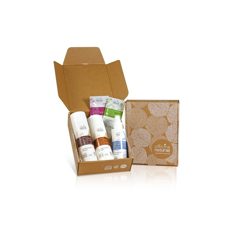 Gift box onde di relax - Officina Naturae