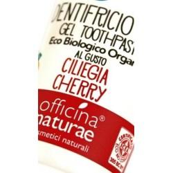 Dentifricio naturale per bambini alla ciligia Biricco - Officina Naturae