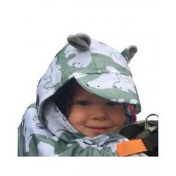 Cover multiuso Bundlebean - cover fascia, ovetto, passeggino, marsupio
