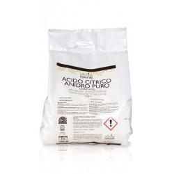 Acido citrico anidro 3kg -...