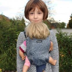 Marsupio per bambole Kipos...