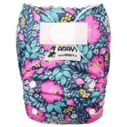 Ai2 Anavy chiusura Velcro