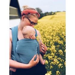 Fascia porta bebè Lisca...