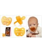 gamma di ciucci, succhietti, giocattoli e accessori per la dentizione